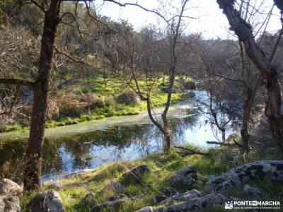 Cañadas, molinos del Río Perales; sendero gps pantalon senderismo sendero del valle pantalones tre
